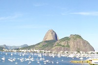 Brazil - Sugarloaf-Mountain