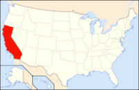 CA 220px-Map of USA CA