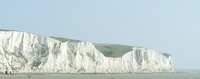 England - White cliffs of dover
