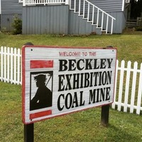 Museum - Beckley Coal Mine
