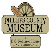 Museum - Phillips County Sign