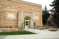 Museum - Univ of Wyoming Geological Museum