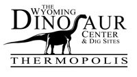 Museum - WY Dino Center -Logo