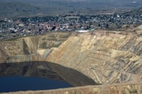 Site - Berkeley Pit Copper Mine