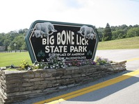 Site - Big Bone Lick State Park