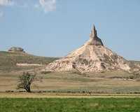 Site - Chimney Rock