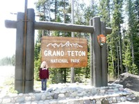 SIte - Grand Teton NP - Zoe