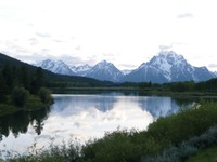 Site - Grand Teton NP