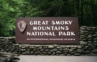 Site - Great Smoky Mountains NP Sign