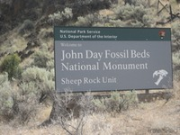 Site - John-day-fossil-beds-national-monument-oregon-canyon-city