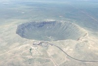 Site - Meteor Crater VC