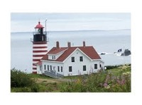 Site - Quoddy head ligthouse