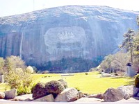 Site - Stone mountain
