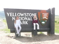 Site - Yellowstone Sign